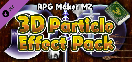 RPG Maker MZ - 3D Particle Effect Pack