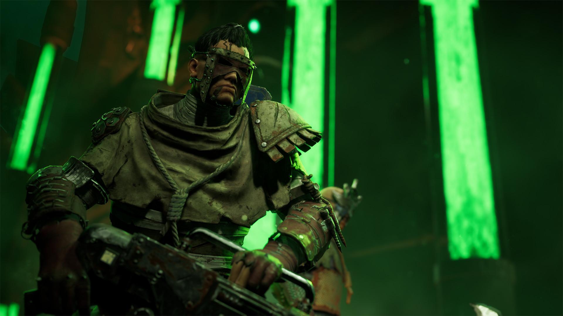 Necromunda: Underhive Wars - Cawdor Gang