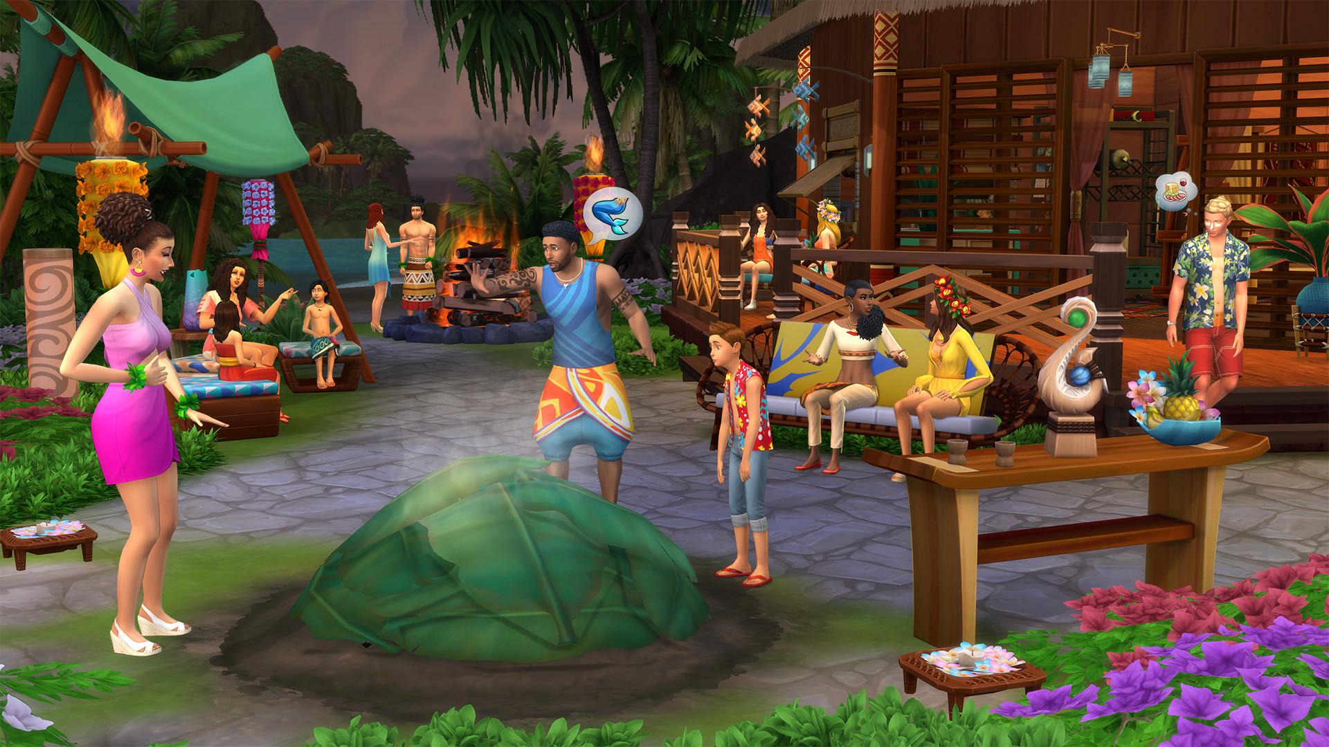 The Sims™ 4 Island Living PC Key Fiyatları