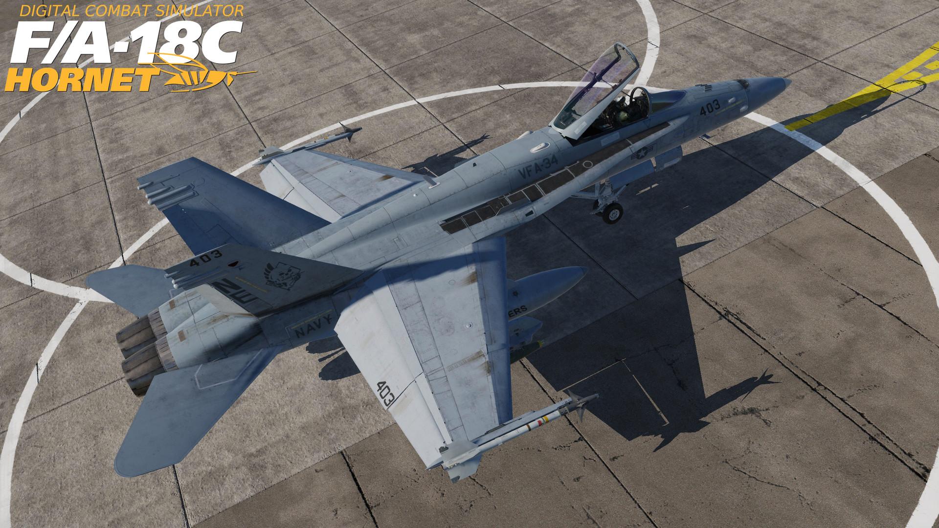DCS: F/A-18C Hornet PC Fiyatları