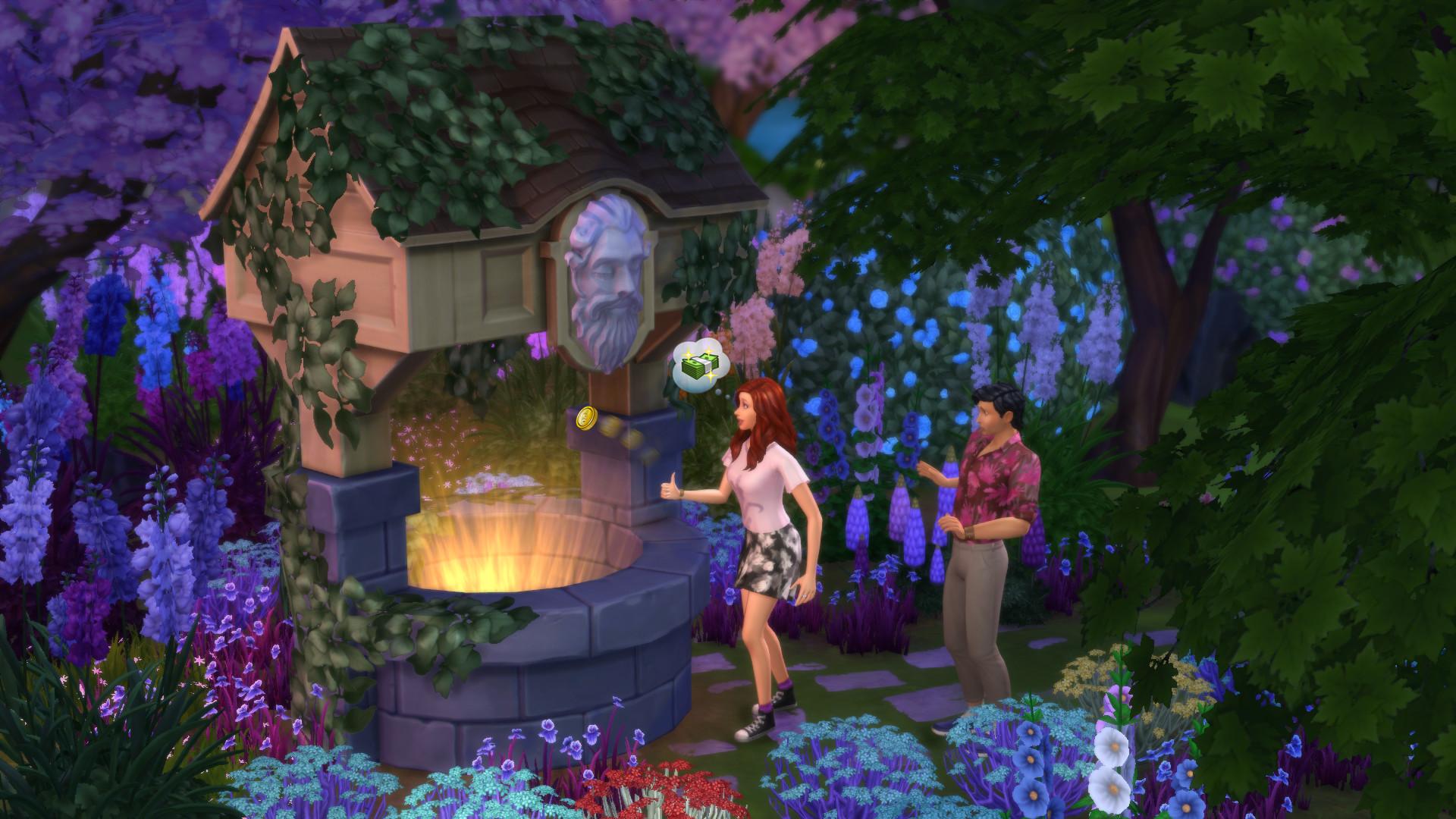 The Sims™ 4 Romantic Garden Stuff PC Key Fiyatları