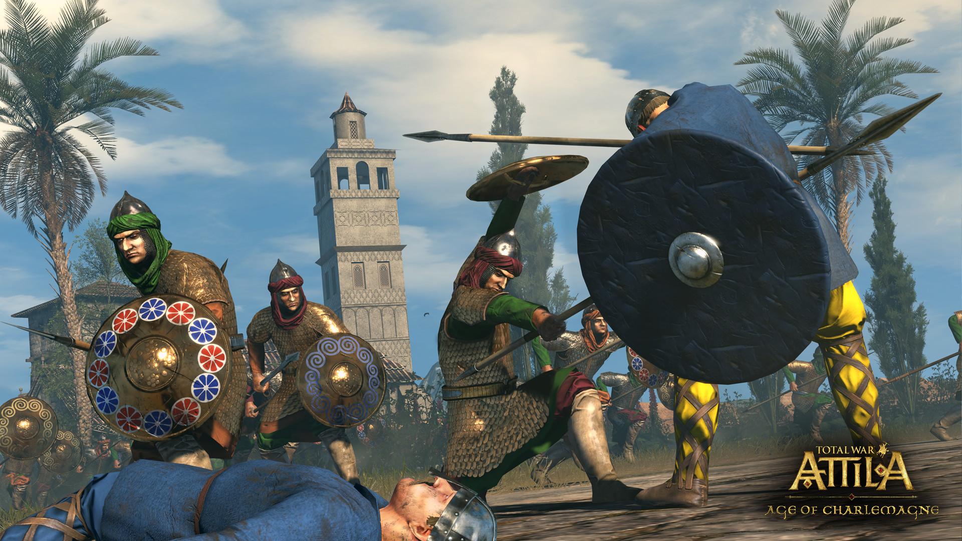 Total War: ATTILA - Age of Charlemagne Campaign Pack PC Key Fiyatları