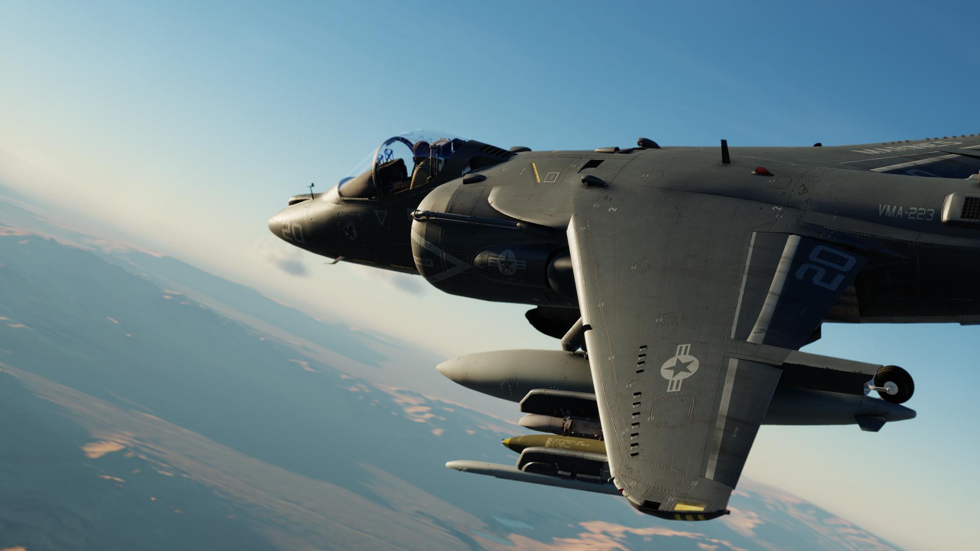 DCS: AV-8B Night Attack V/STOL PC Key Fiyatları
