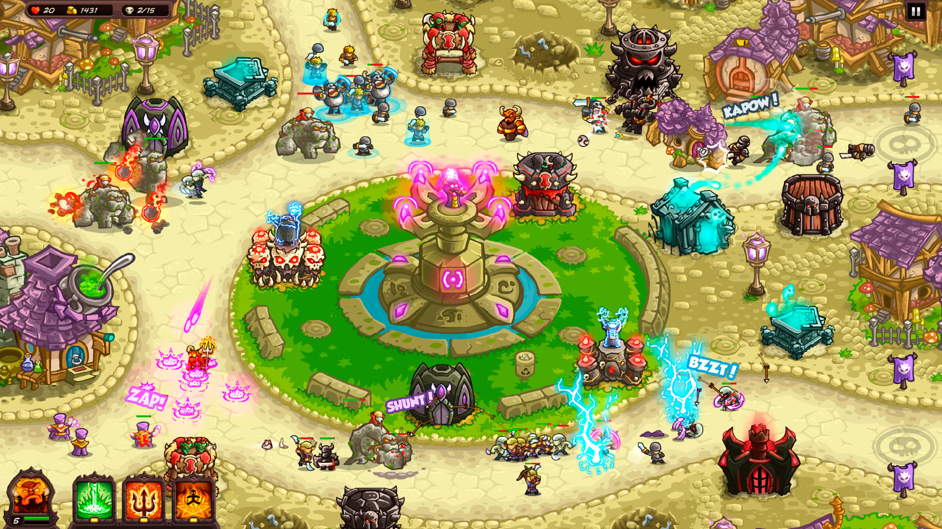 Kingdom Rush Vengeance - Tower Defense PC Fiyatları
