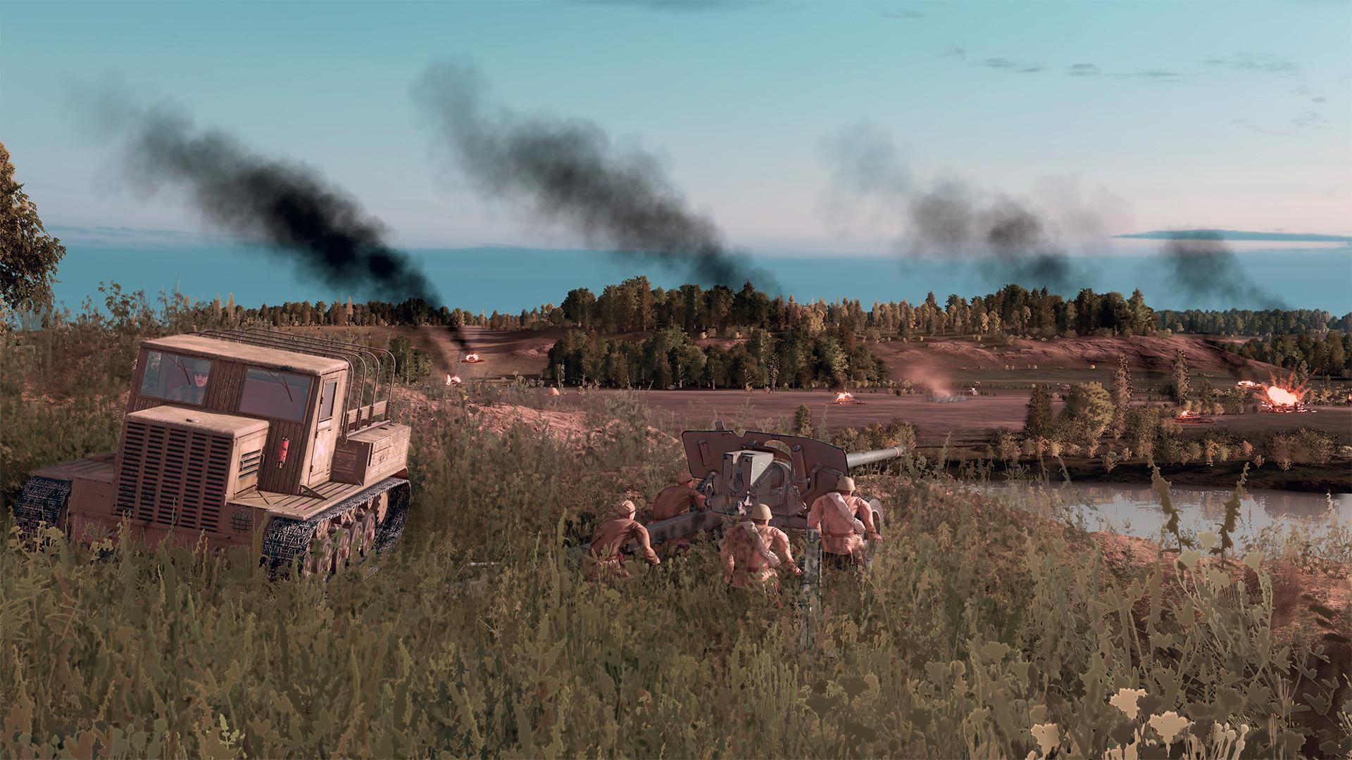 Steel Division 2 - Burning Baltics PC Fiyatları