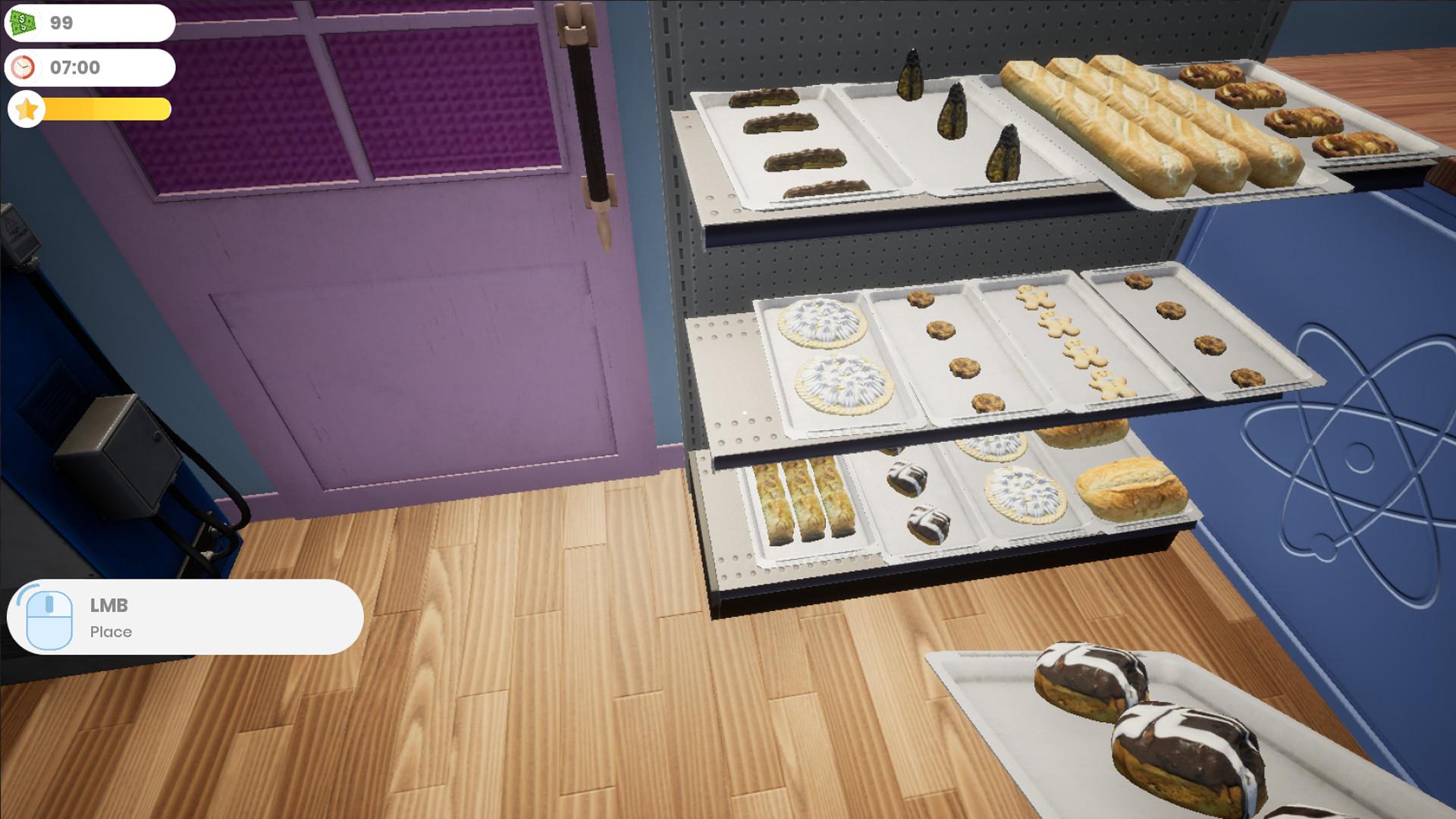 Bakery Shop Simulator PC Key Fiyatları