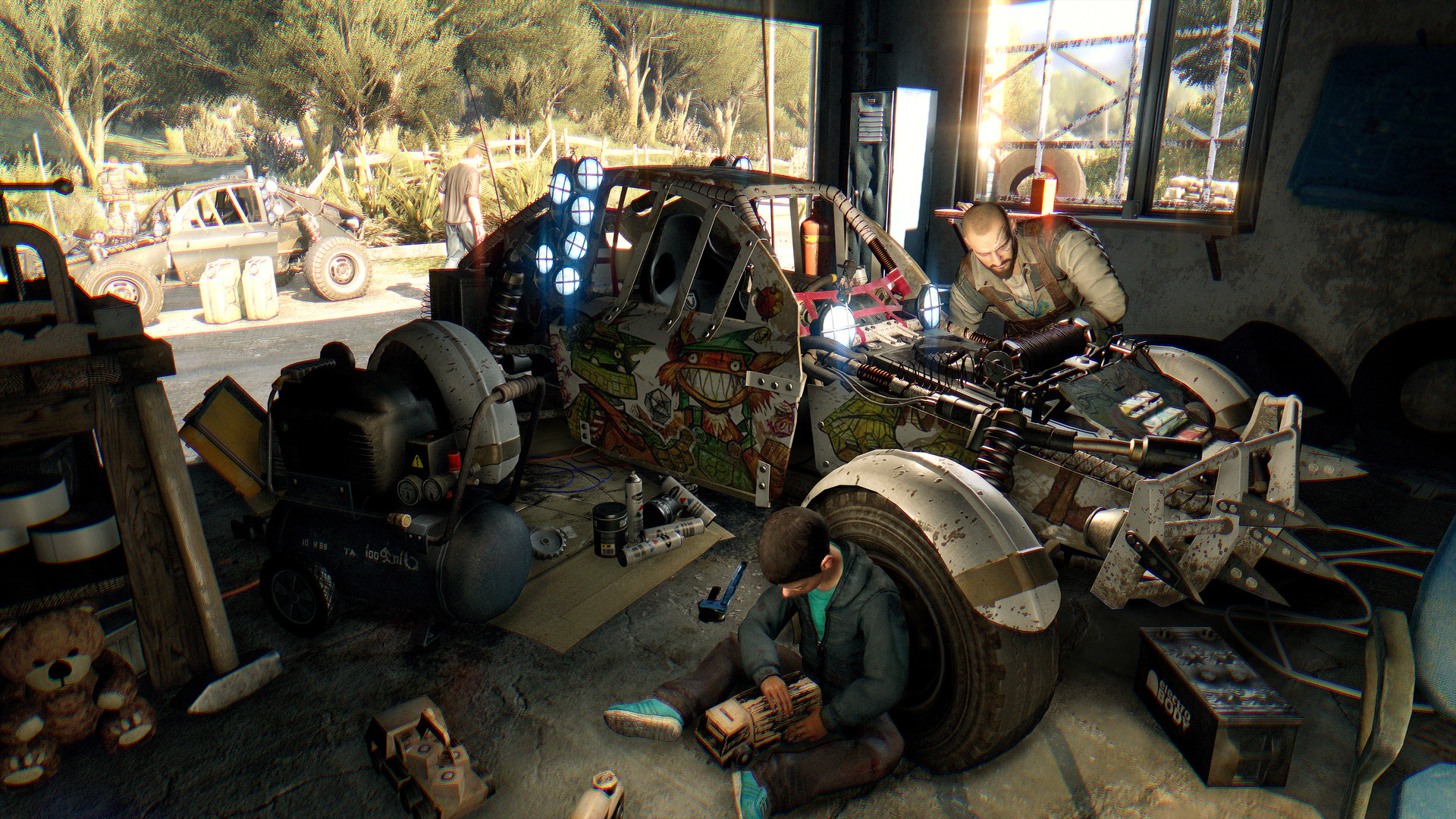 Dying Light: The Following PC Key Fiyatları