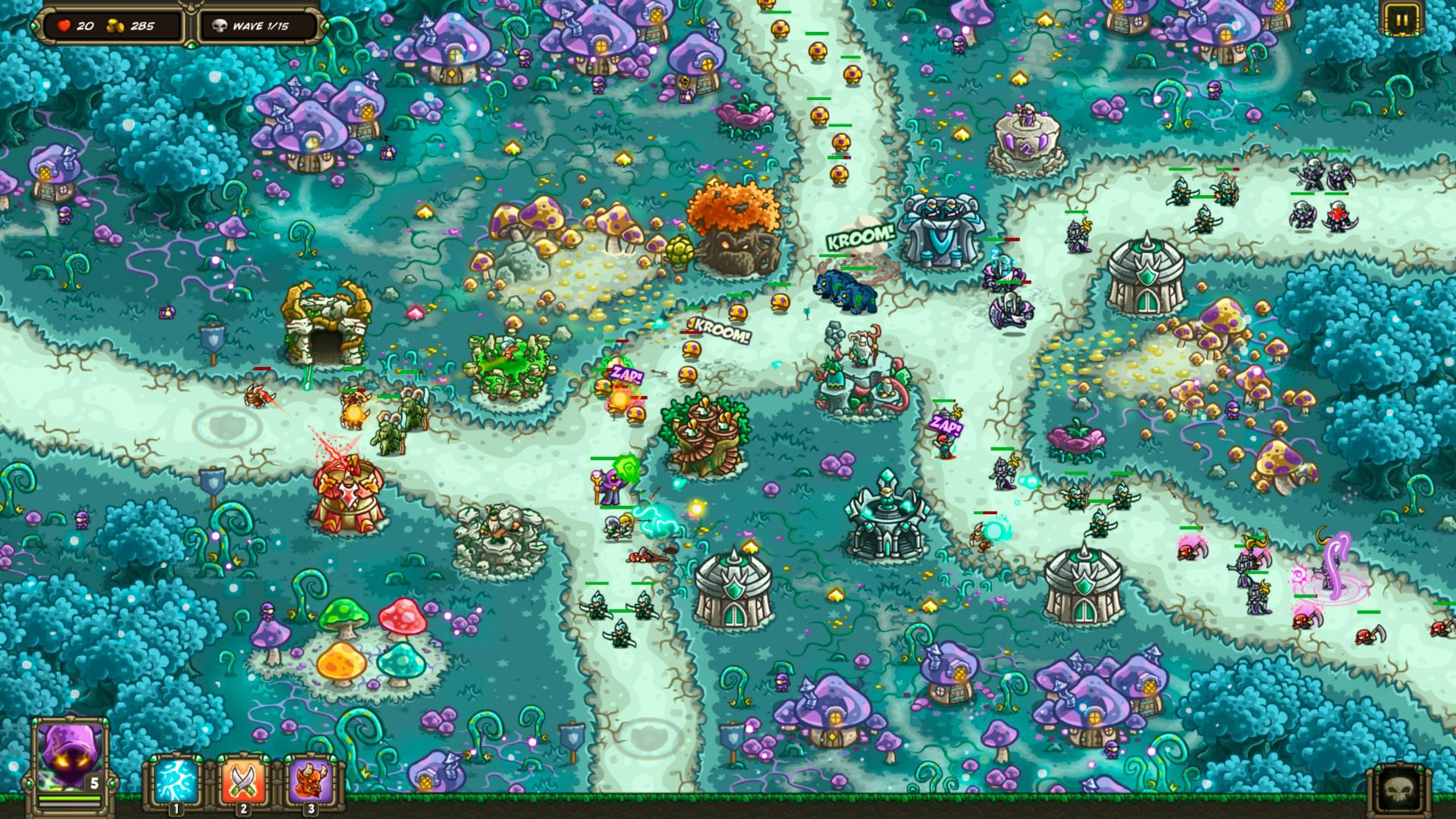 Kingdom Rush Origins - Tower Defense PC Fiyatları