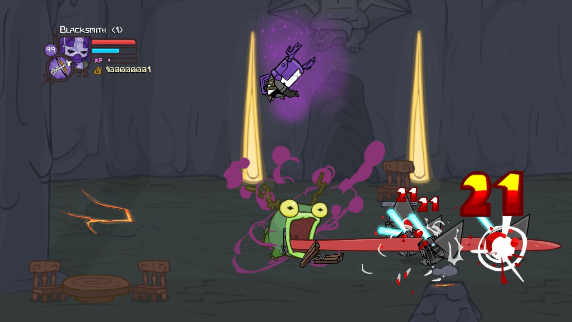 Castle Crashers - Blacksmith Pack PC Key Fiyatları