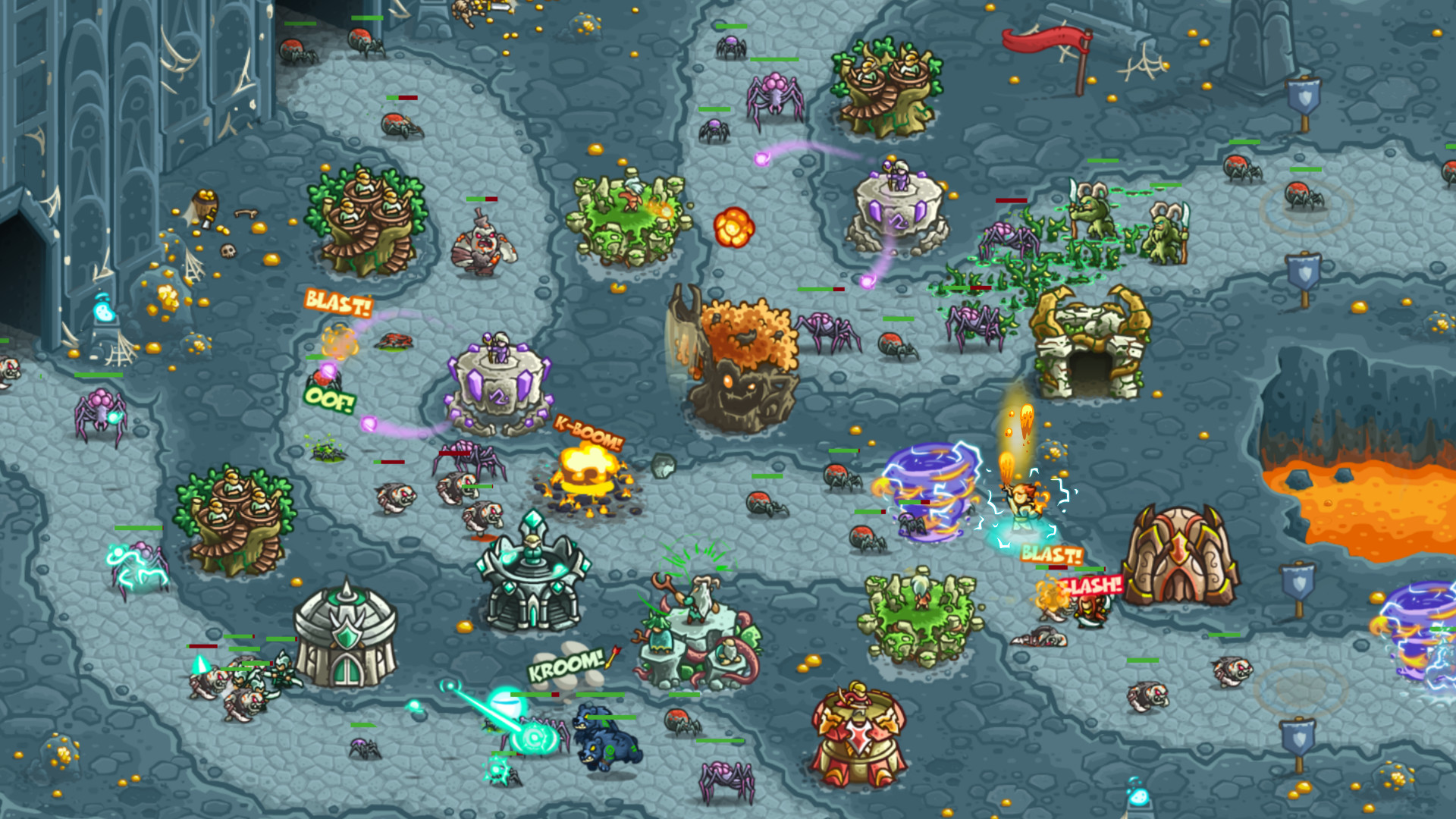 Kingdom Rush Origins - Tower Defense PC Key Fiyatları