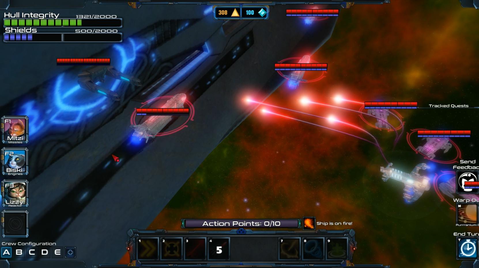 Space Cats Tactics: Prologue PC Fiyatları