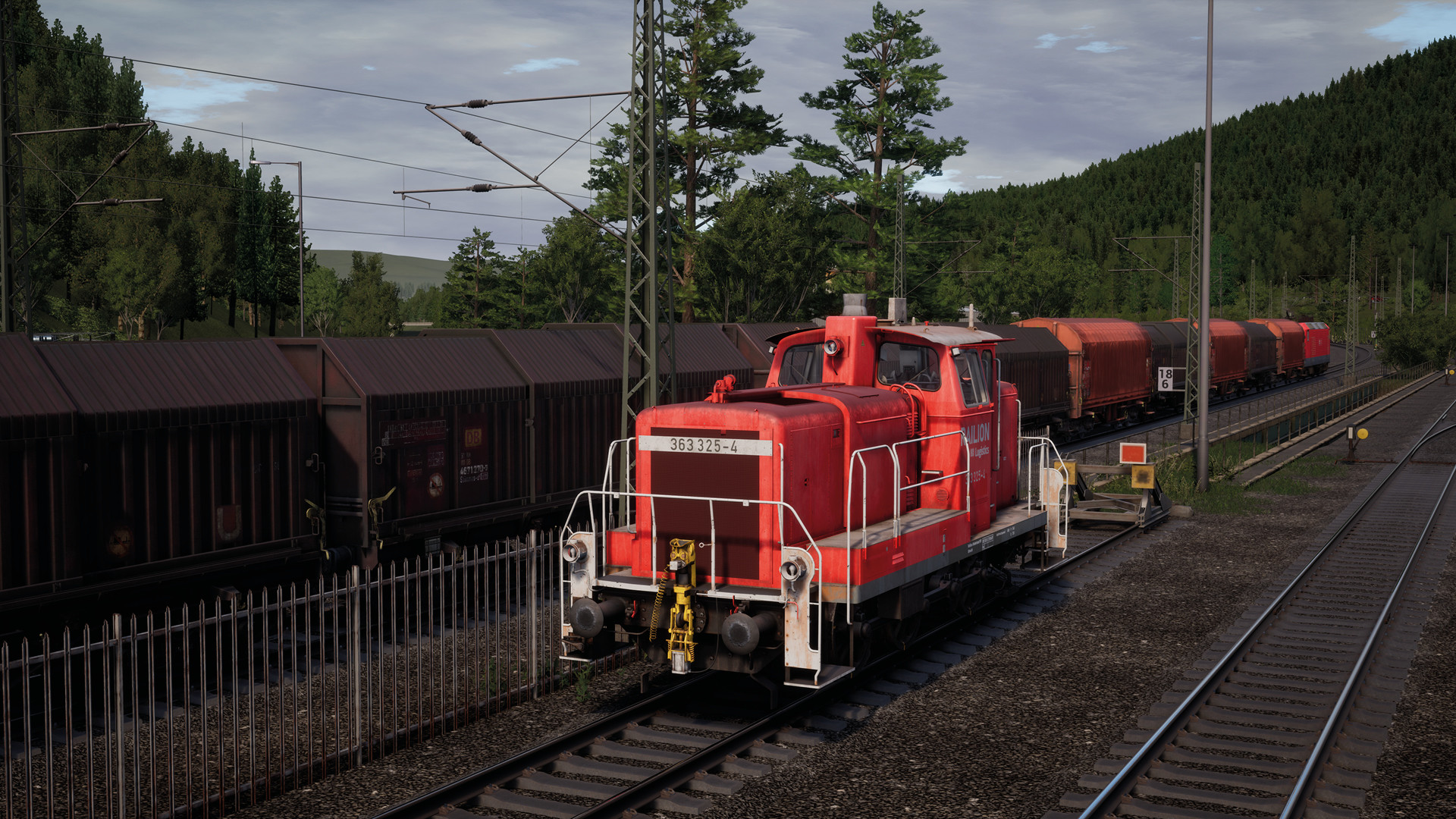 Train Sim World® 2: DB BR 363 Loco Add-On Fiyat Karşılaştırma