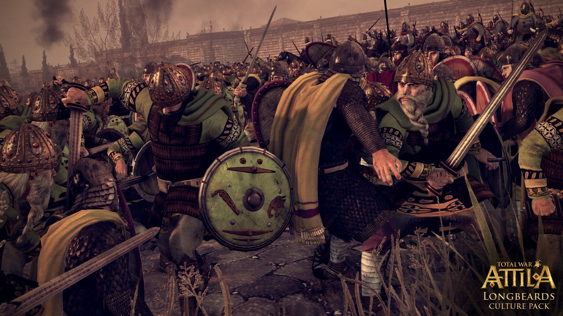 Total War: ATTILA - Longbeards Culture Pack Fiyat Karşılaştırma