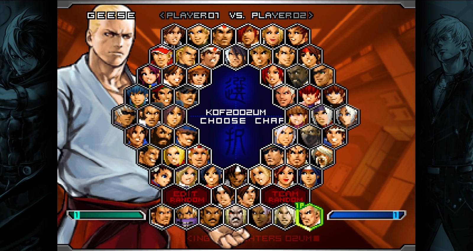 THE KING OF FIGHTERS 2002 UNLIMITED MATCH Fiyat Karşılaştırma