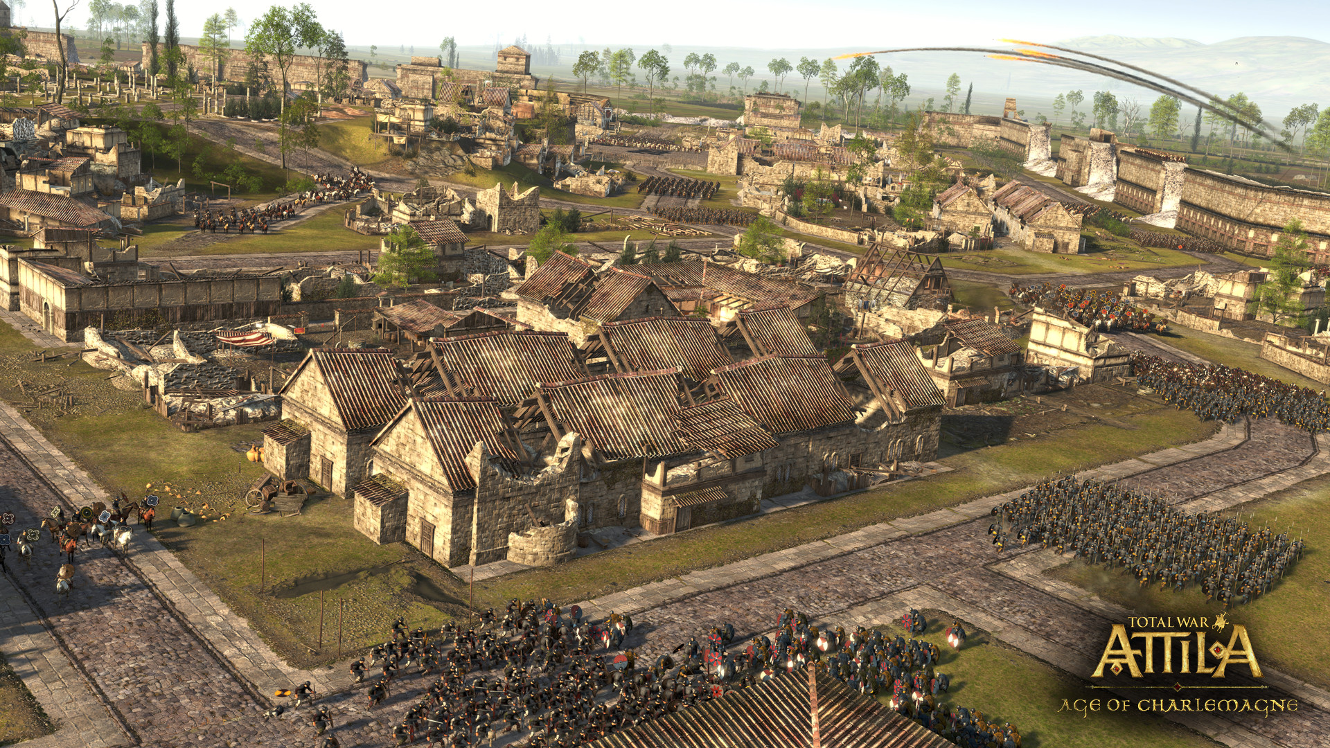 Total War: ATTILA - Age of Charlemagne Campaign Pack Fiyat Karşılaştırma