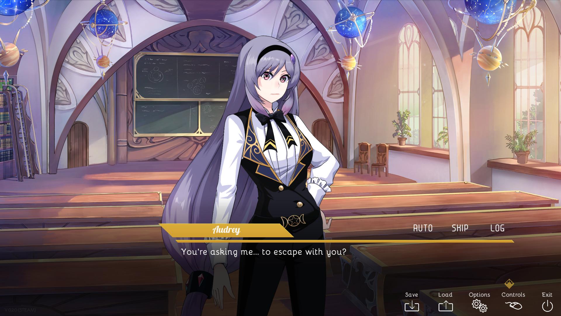Perfect Gold - Yuri Visual Novel