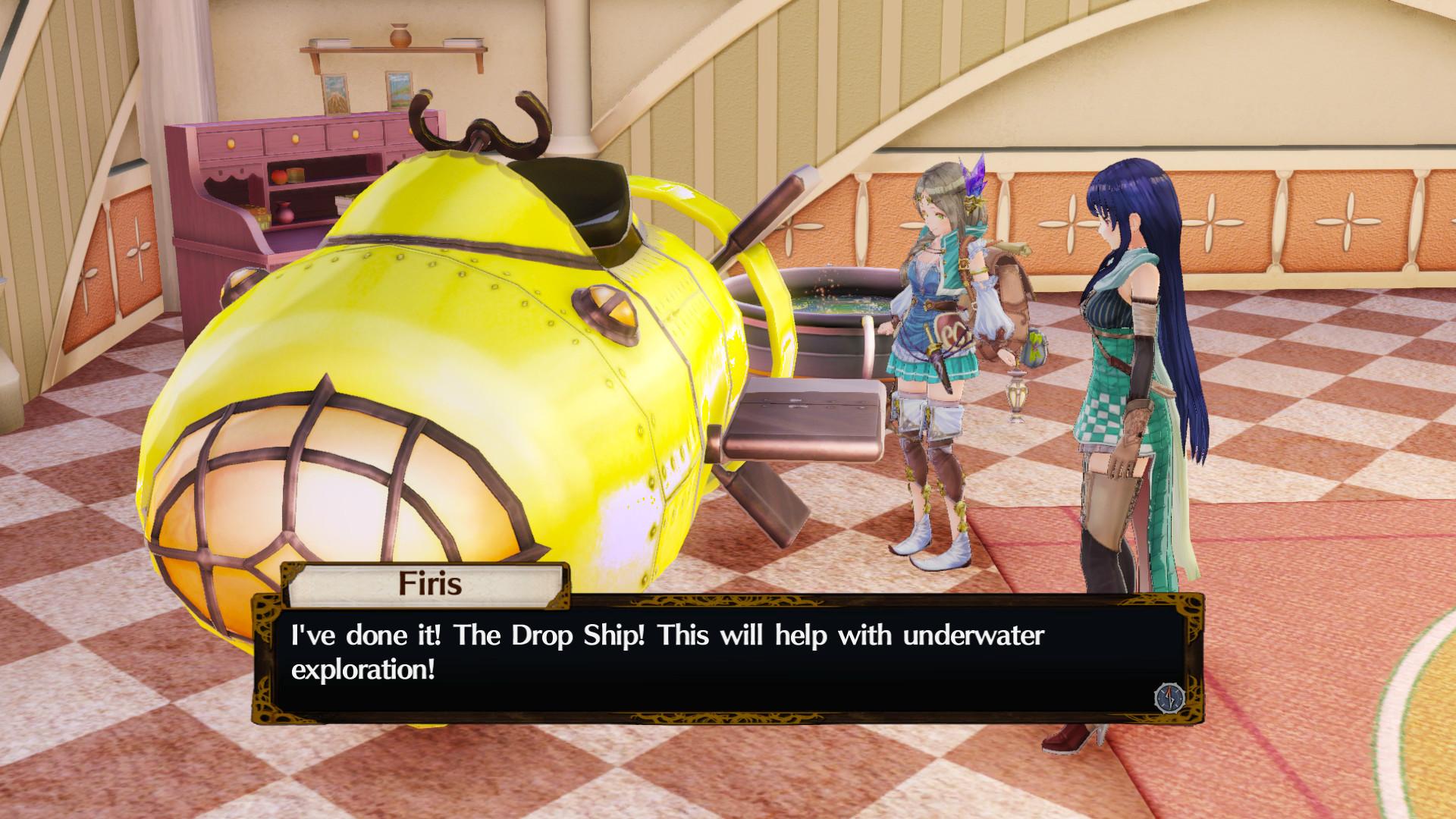 Atelier Firis: The Alchemist and the Mysterious Journey DX PC Key Fiyatları