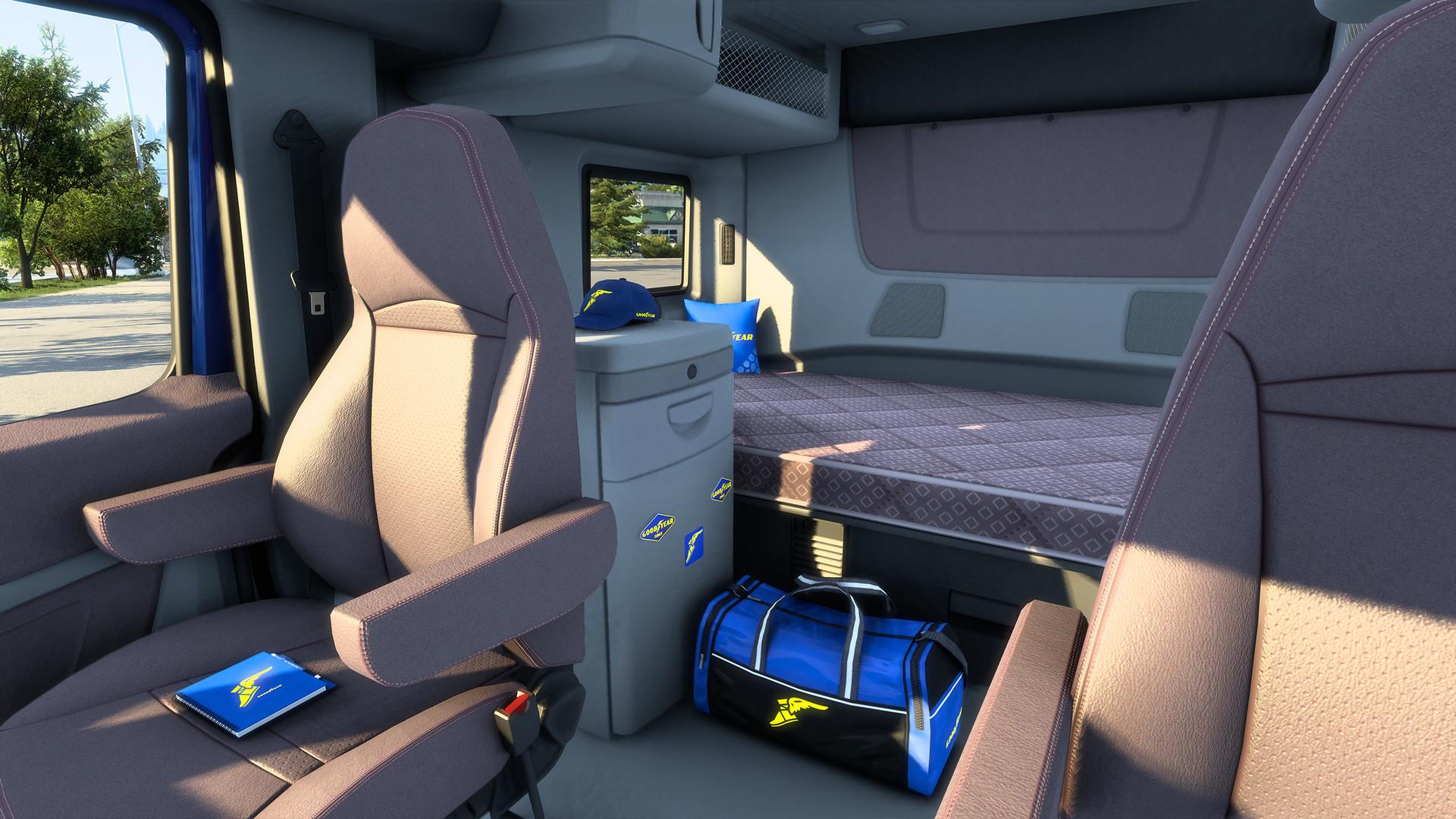 American Truck Simulator - Goodyear Tires Pack Fiyat Karşılaştırma