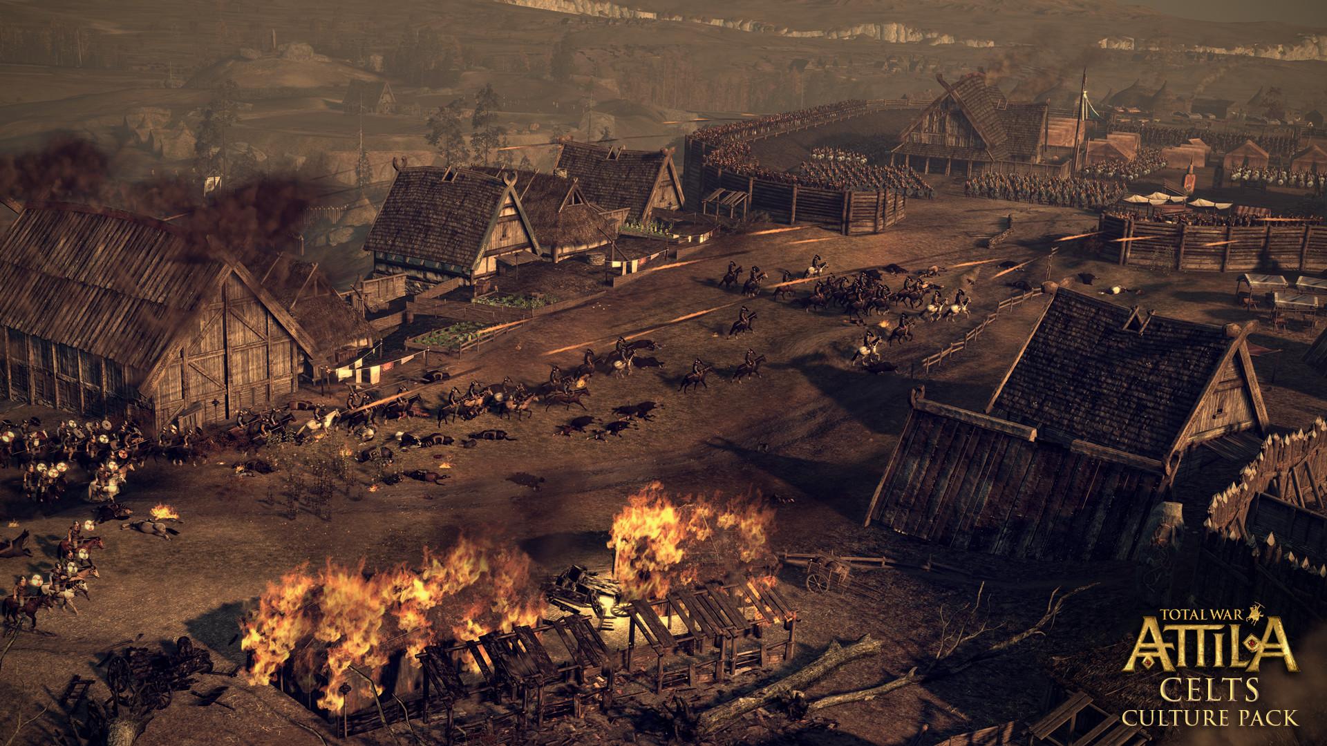 Total War: ATTILA - Celts Culture Pack PC Key Fiyatları
