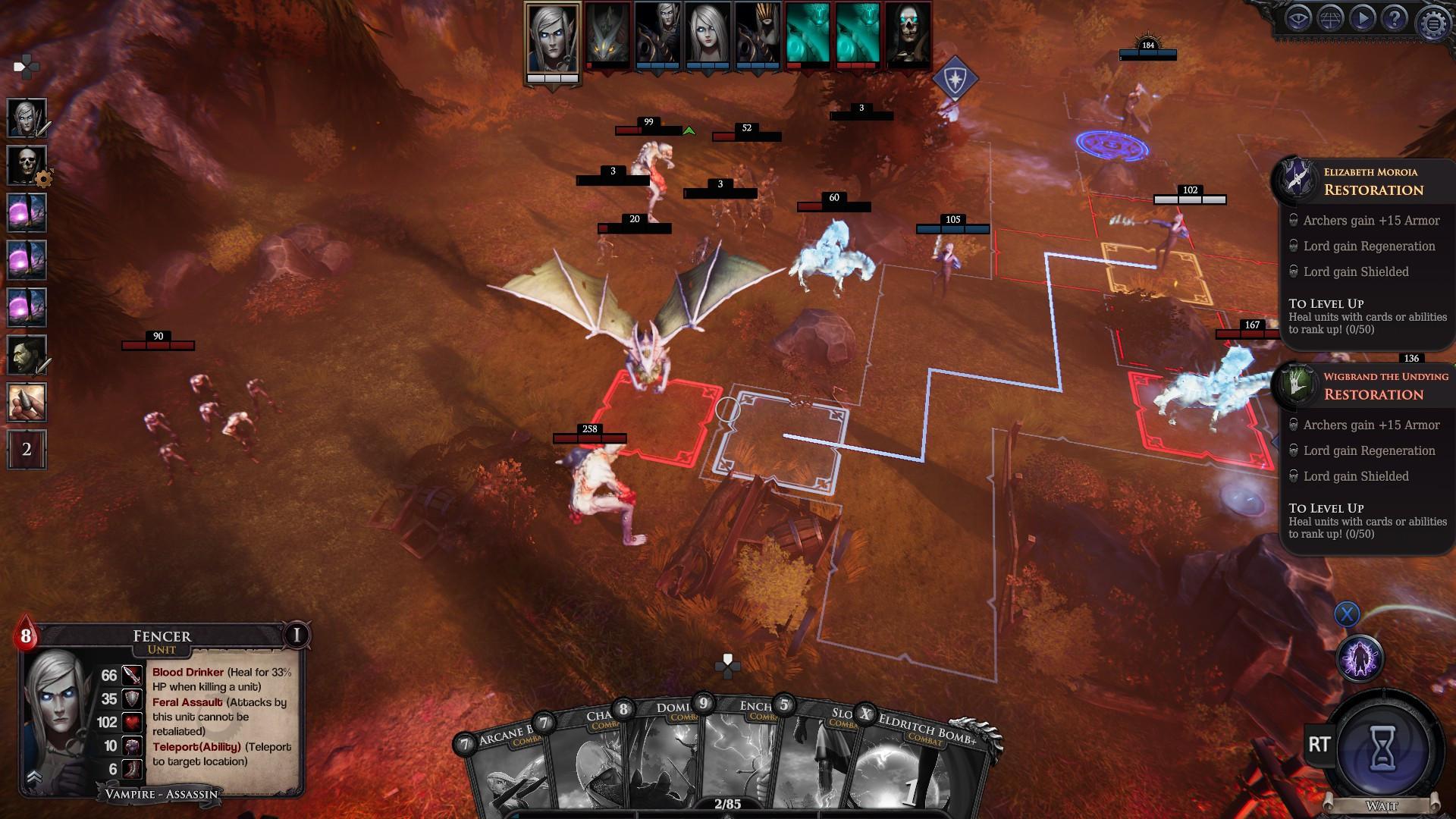 Immortal Realms: Vampire Wars PC Key Fiyatları