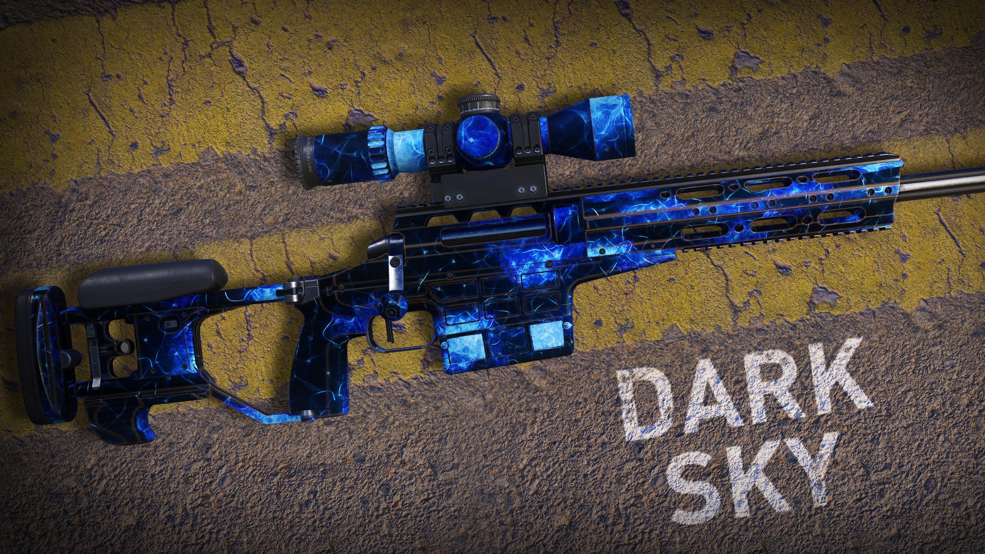 Sniper Ghost Warrior Contracts 2 - Dark Sky Skin PC Fiyatları