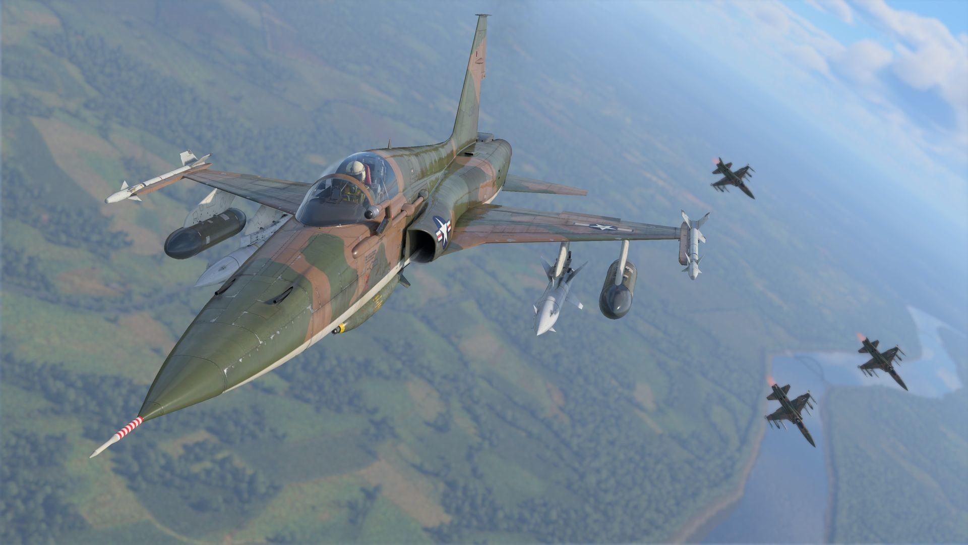 War Thunder - F-5C Pack PC Fiyatları