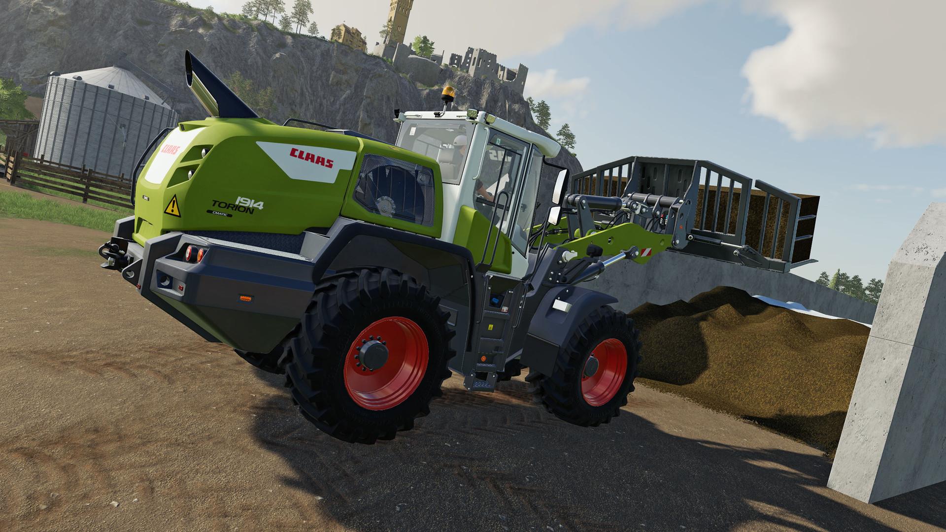 Farming Simulator 19 - Platinum Expansion PC Fiyatları