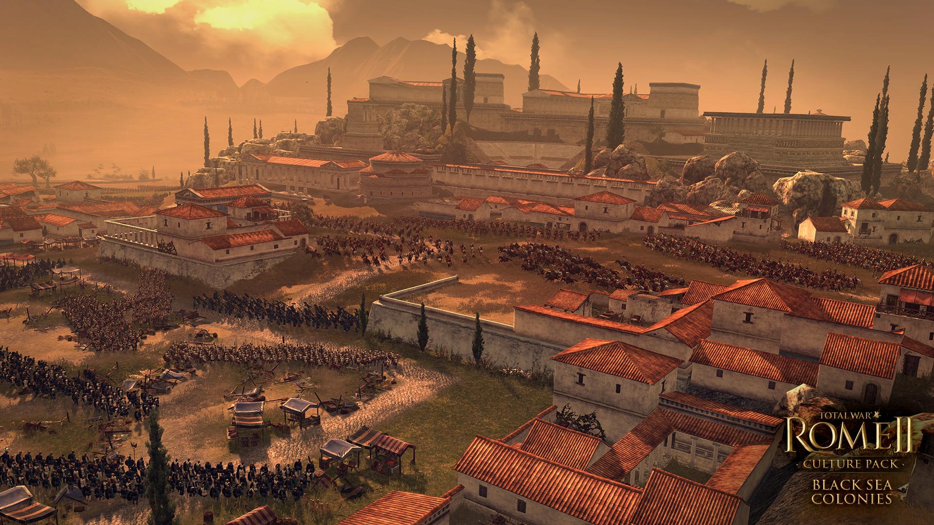 Total War: ROME II -  Black Sea Colonies Culture Pack PC Key Fiyatları