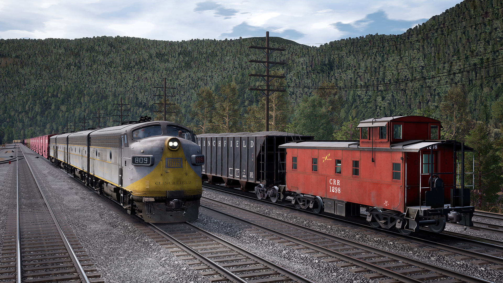 Train Sim World 2: Clinchfield Railroad: Elkhorn - Dante Route Add-On Fiyat Karşılaştırma
