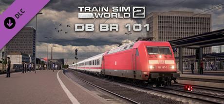 Train Sim World 2: DB BR 101 Loco Add-On