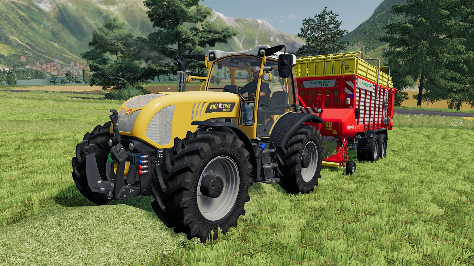 Farming Simulator 19 - Alpine Farming Expansion PC Fiyatları