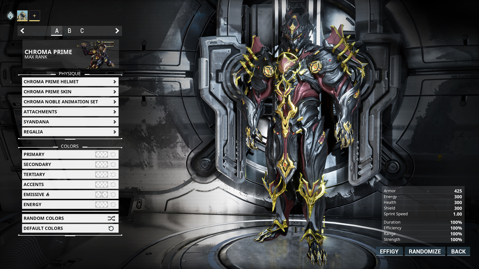 Warframe: Prime Vault – Zephyr & Chroma Dual Pack
