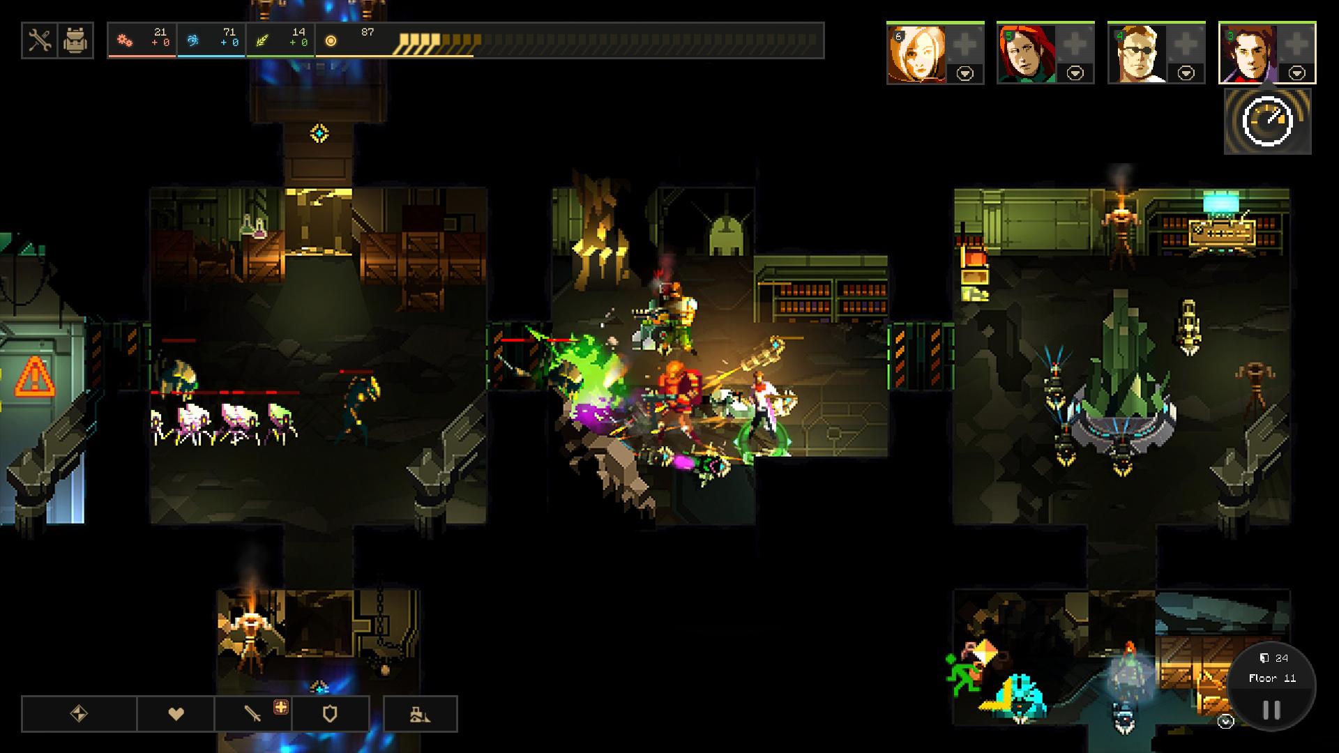 Dungeon of the Endless™ - Crystal Edition PC Key Fiyatları
