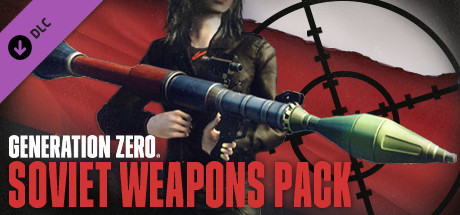 Generation Zero® - Soviet Weapons Pack