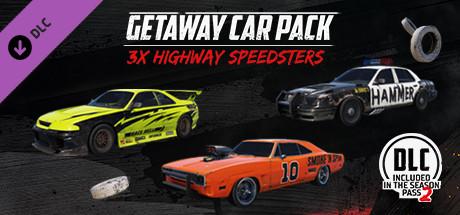 Wreckfest - Getaway Car Pack