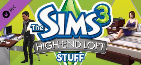 The Sims™ 3 High-End Loft Stuff