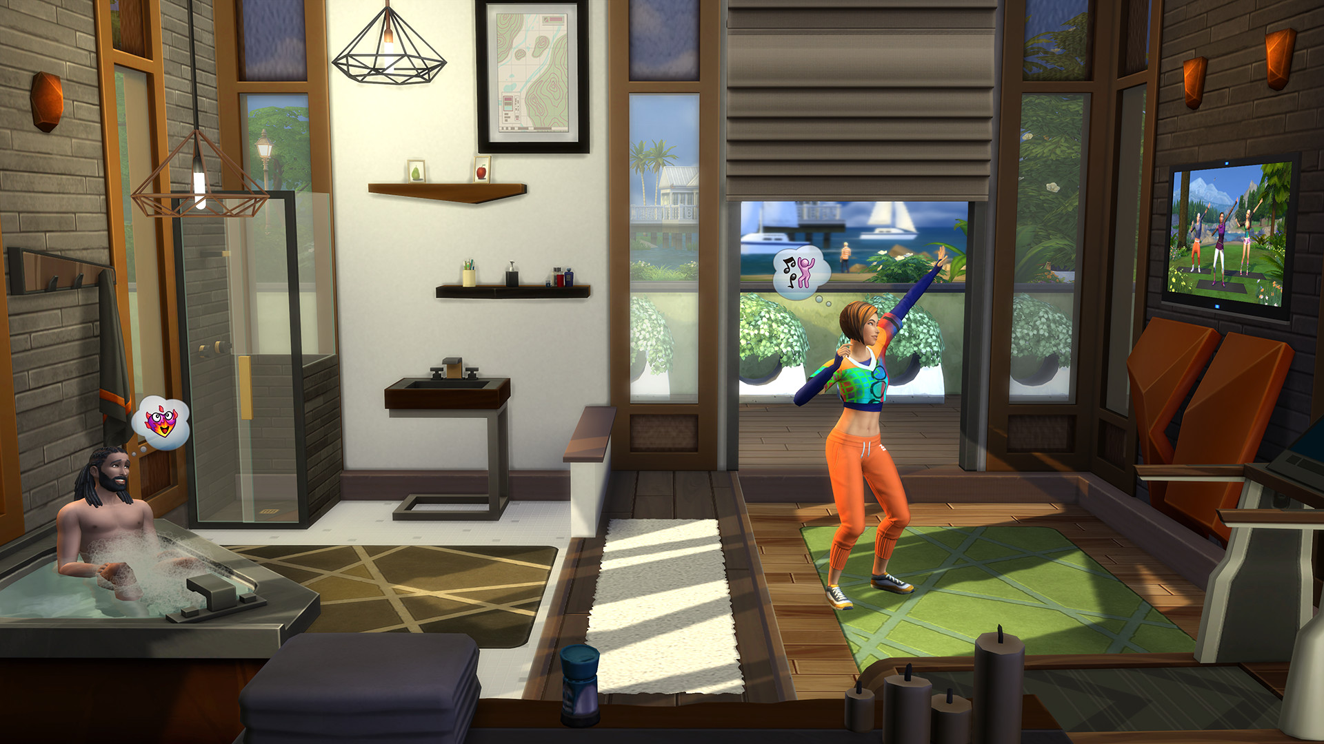 The Sims™ 4 Fitness Stuff PC Key Fiyatları