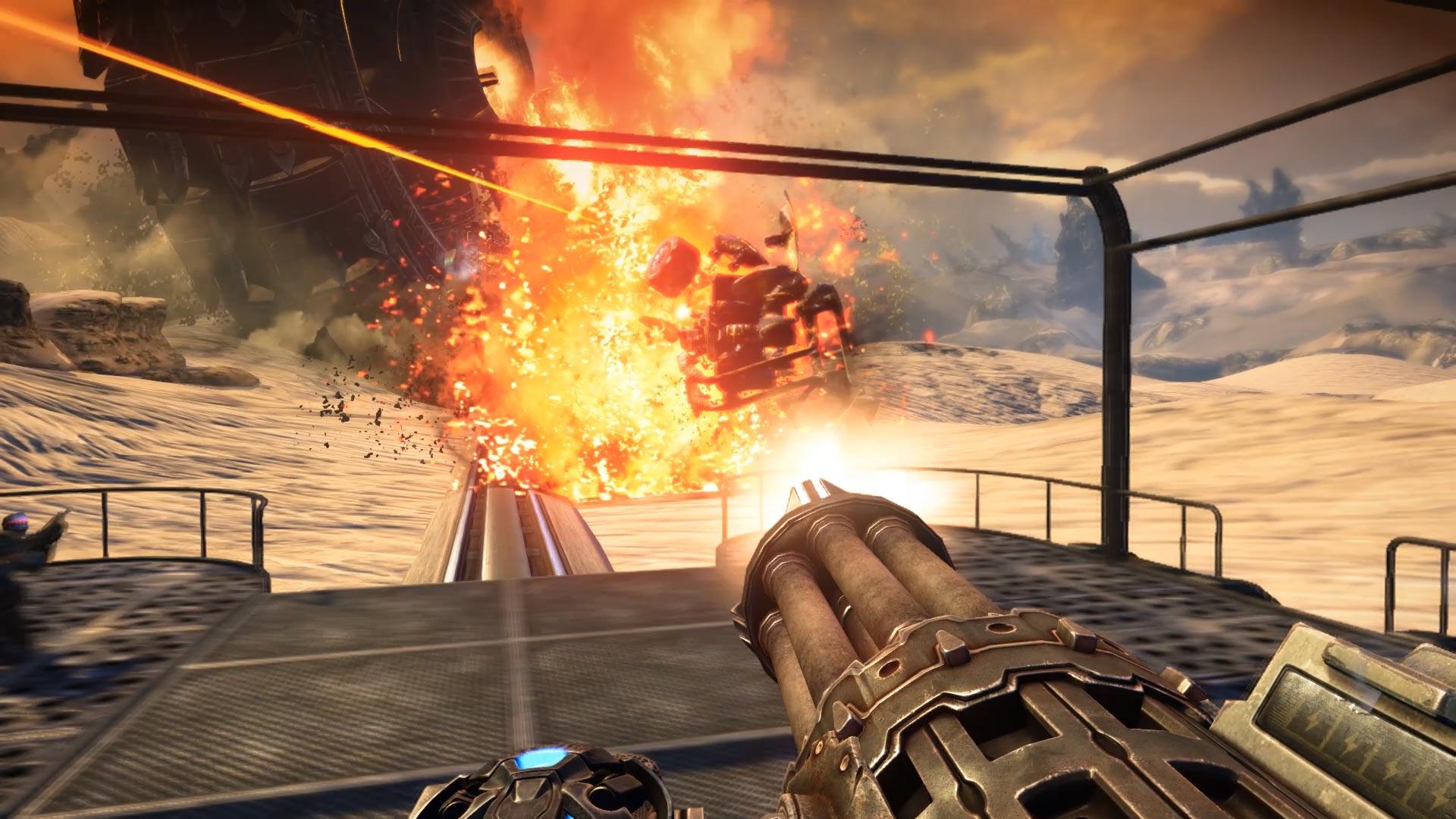 Bulletstorm: Full Clip Edition Fiyat Karşılaştırma