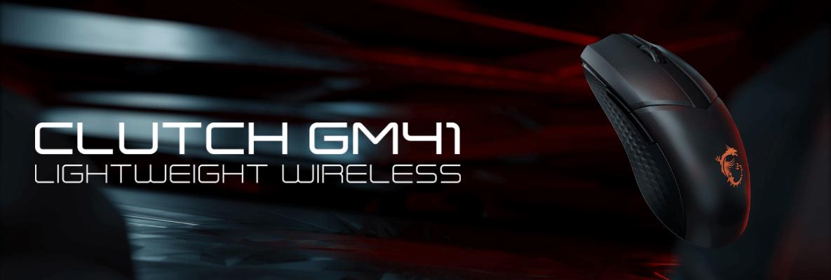MSI Clutch GM41 Lightweight Wireless İnceleme