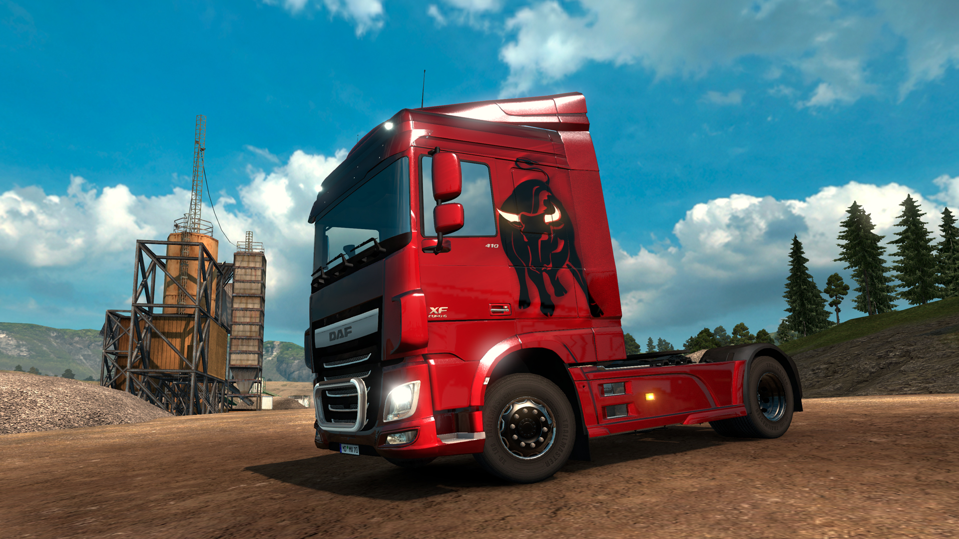 Euro Truck Simulator 2 - Spanish Paint Jobs Pack PC Fiyatları