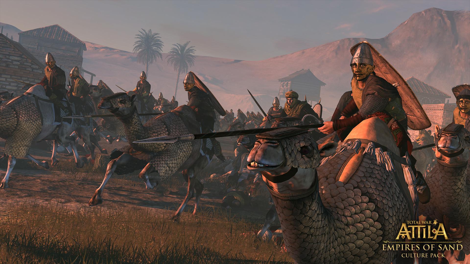 Total War: ATTILA - Empires of Sand Culture Pack PC Fiyatları