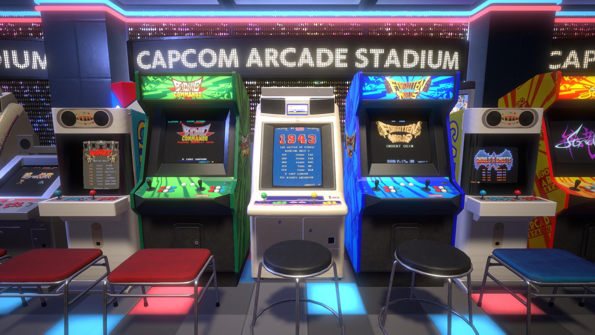 Capcom Arcade Stadium PC Key Fiyatları