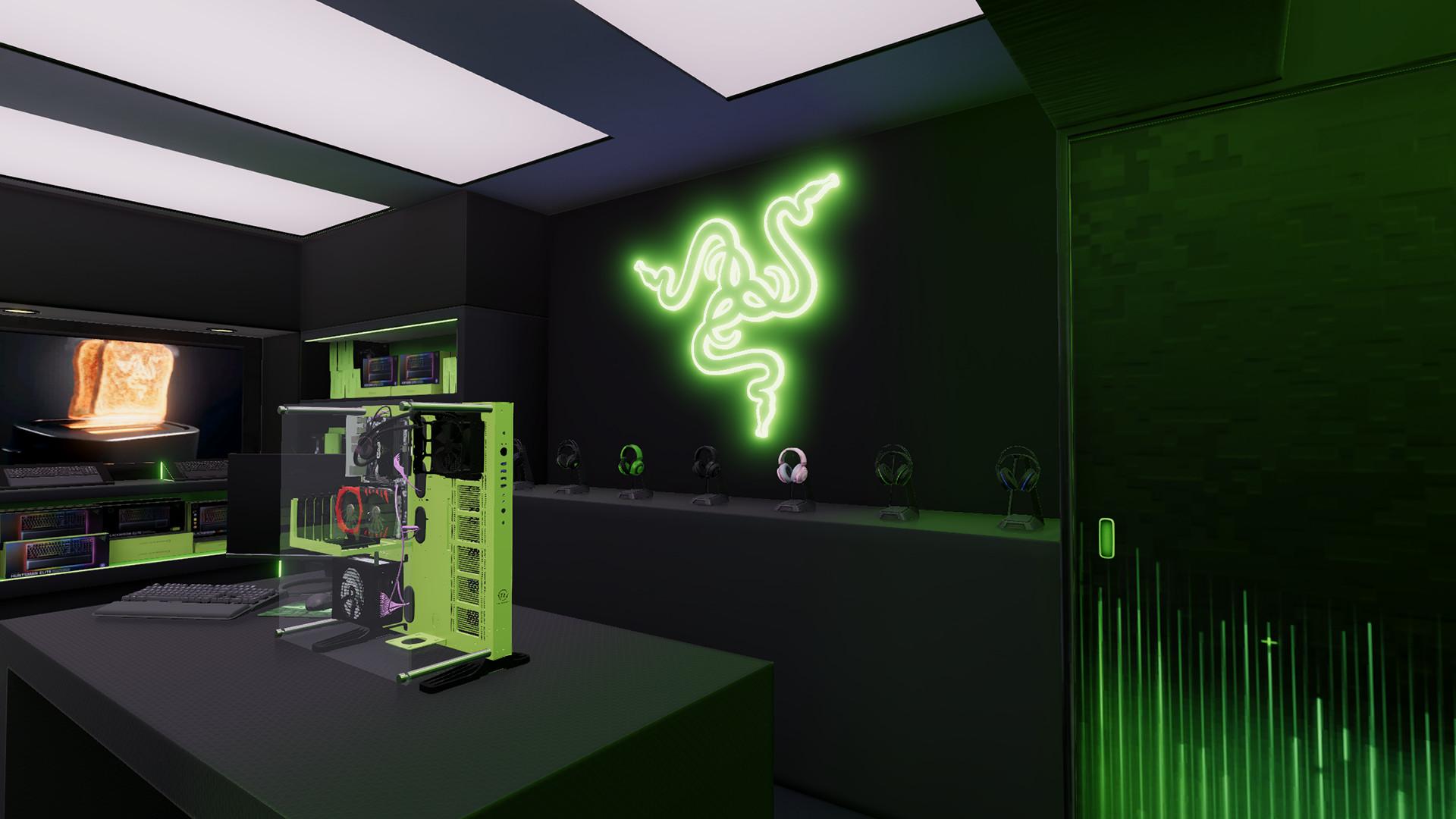 PC Building Simulator - Razer Workshop PC Fiyatları