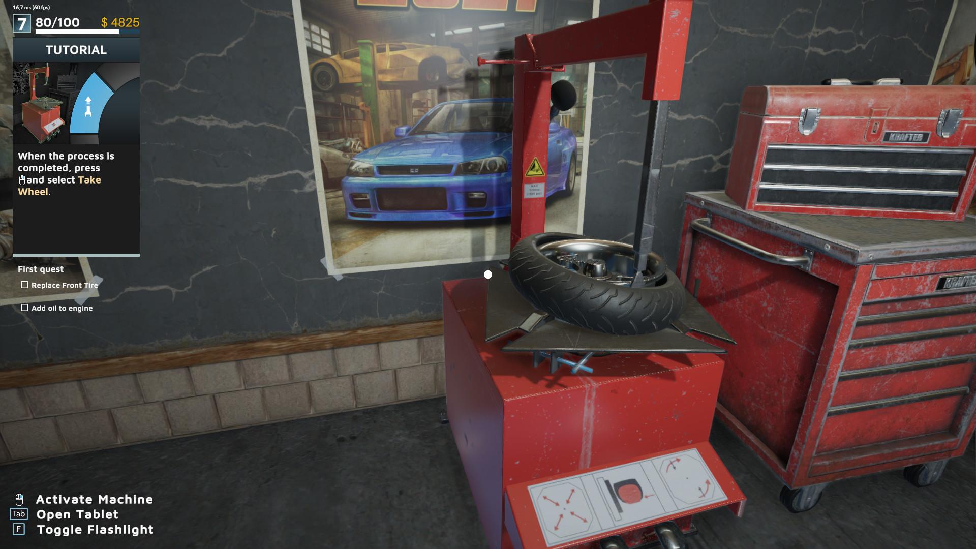 Motorcycle Mechanic Simulator 2021: Prologue PC Key Fiyatları
