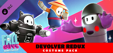 Fall Guys - Devolver Redux Pack