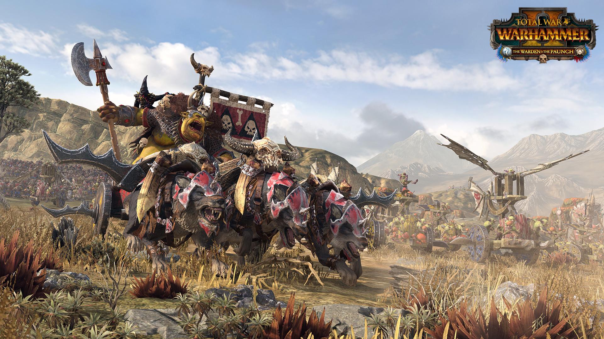 Total War: WARHAMMER II - The Warden & The Paunch Fiyat Karşılaştırma