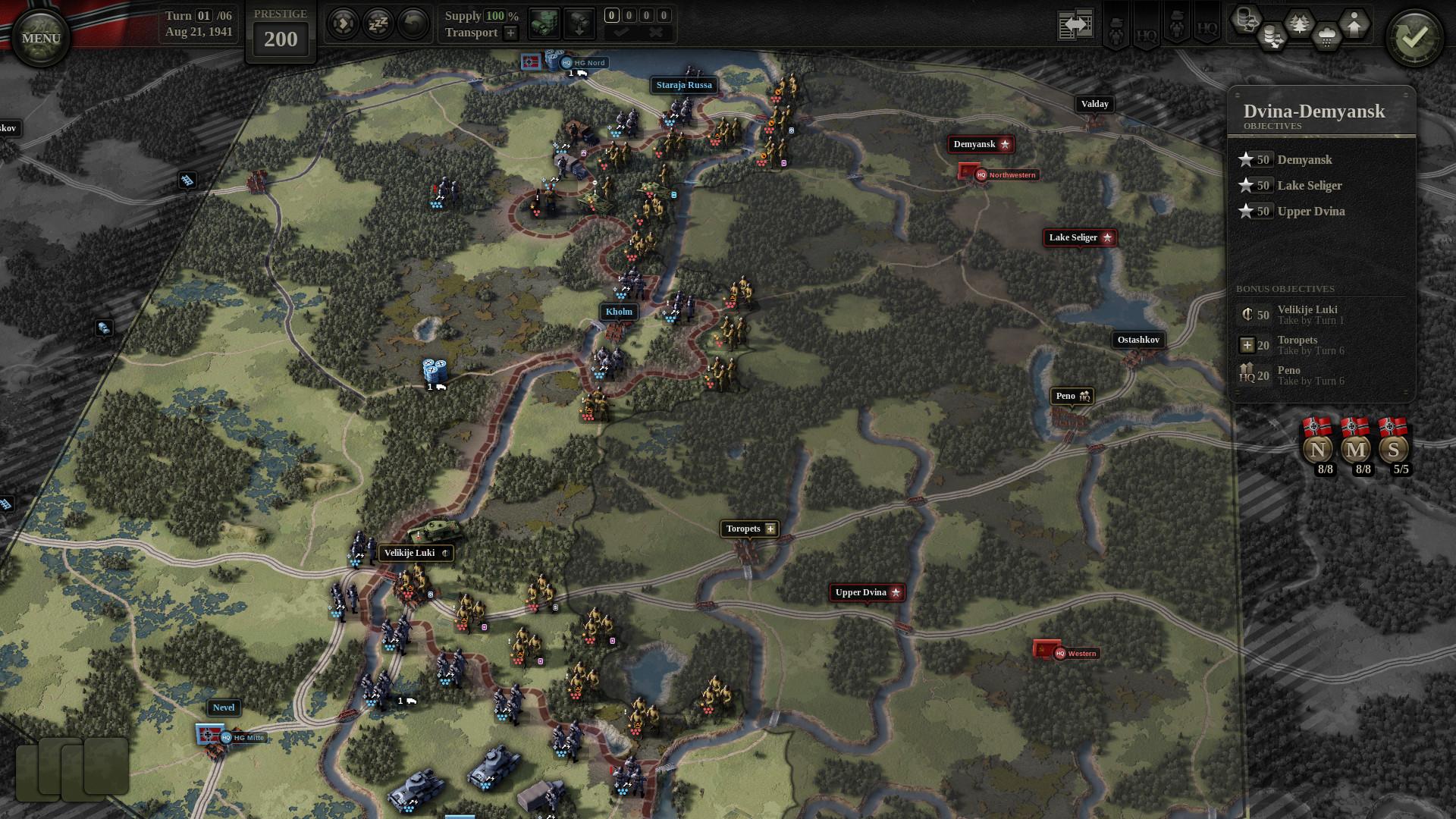 Unity of Command II - Barbarossa PC Fiyatları