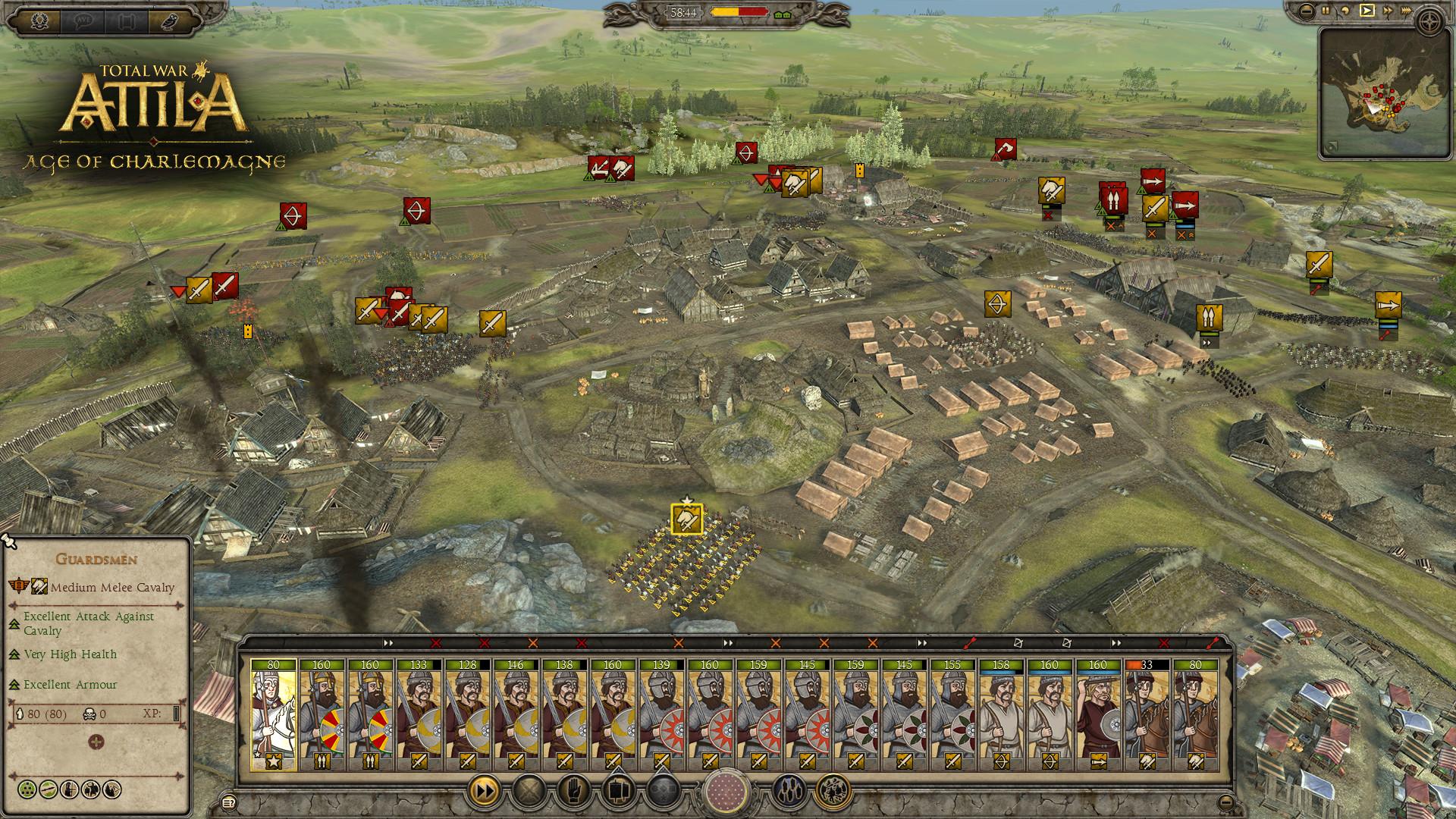 Total War: ATTILA - Age of Charlemagne Campaign Pack PC Fiyatları