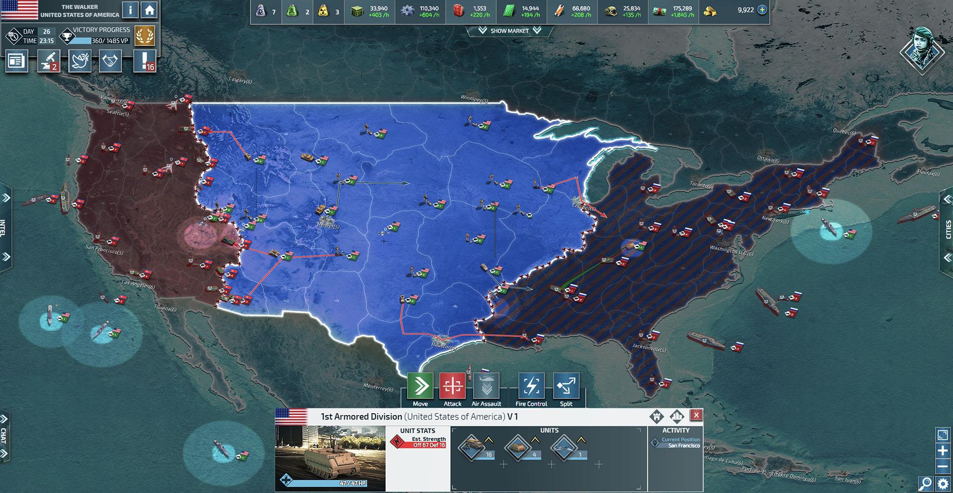 CONFLICT OF NATIONS: WORLD WAR 3 PC Fiyatları