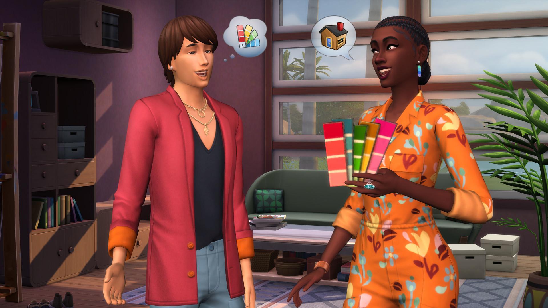 The Sims™ 4 Dream Home Decorator Game Pack PC Key Fiyatları